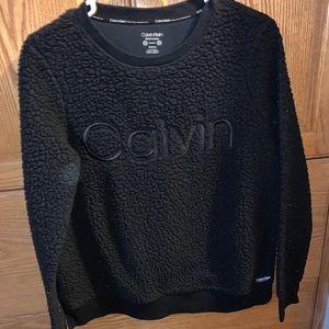 Sherpa Calvin Klein sweater